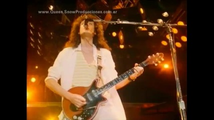 Queen One Vision ( Live in Budapest 1986)
