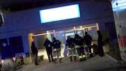 Климатик горя в болница в Благоевград