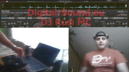 Dj Rusi Mc - Live Dj Show - Home Routine 12.12.15