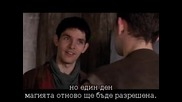 merlin мерлин сезон 3 епизод 11 втора част