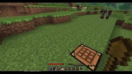 Minecraft Survival part 1