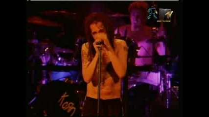 Korn - Ball Tongue (live)