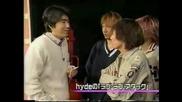 Hyde Meets Megumi Oishi [бг превод]