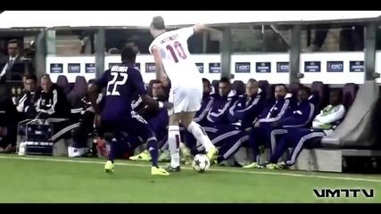 Футболът е най-красивата игра ! Уникaлни изпълнения !