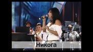 Кичка Бодурова - Никога