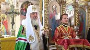 Greece: Kirill marks 1,000-year presence of Russian monks at Mt. Athos