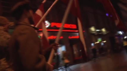 Latvia: Hundreds mark War Heroes Remembrance Day with torch-lit procession
