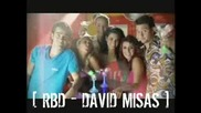 Dulce Maria [ Rbd ] - David Misas