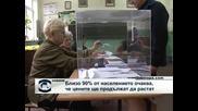 """""""Галъп"""" отчете спад на подкрепата за ГЕРБ с 15% за една година"""