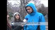 """""""Ранобудните студенти"""" се разграничиха от настоящата окупация на СУ"""