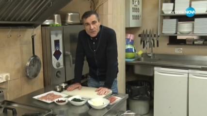 Вкусна вечеря под режисурата на Влади Въргала в ''Черешката на тортата'' (17.02.2020) - част 2