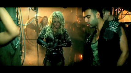 Thoughtography Remix (video V.2) • Britney Spears - Till The World Ends