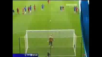Liverpool 1:1 Chelsea - Premiership Round 3
