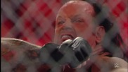 60 Seconds in Hell - The Undertaker vs. Kane - Hell in a Cell 2010