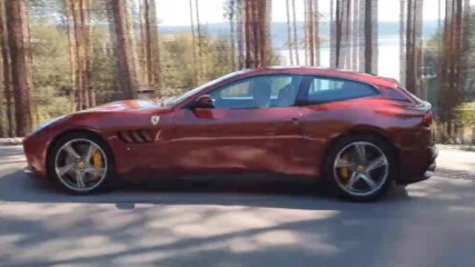 Ferrari GTC4 Lusso - Auto Fest S04EP03