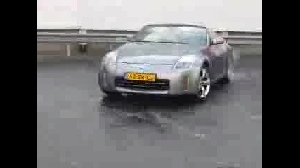 Nissan 350z Roadster Demonstration By Tom