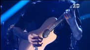 Графа на сцената на X Factor (20.11.2014)