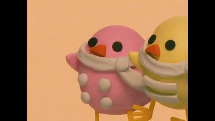 Taiko No Tatsujin глинена анимация 2