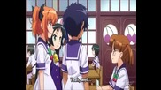 Kaitou Tenshi Twin Angel: Kyun Kyun Tokimeki Paradise - Епизод 5