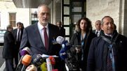 Switzerland: Jaafari warns de Mistura not to 'derail his mandate' as mediator