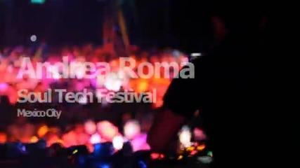 Наказание [ Andrea Roma Soul Tech Festival ]