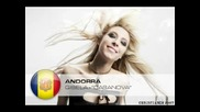 Eurovision 2008 Andora: Gisela - Casanova