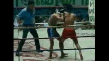 Muay Thai - Нокаут 2