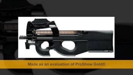 известни оръжия