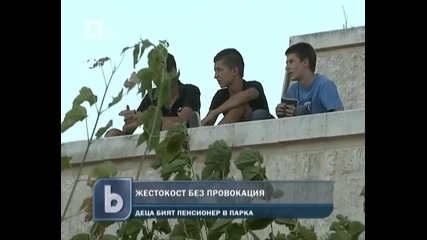 Жестокост без провокация - btv News 16.08.2012