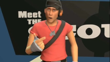 teamfortress2 meet the scout Hd
