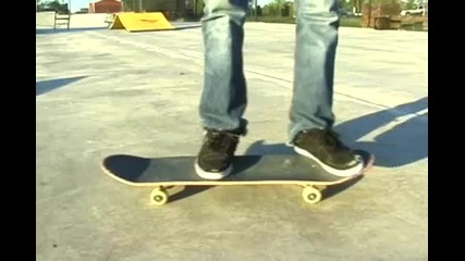 How to Do Skateboard Tricks - How to Do a Nollie on a Skateboard