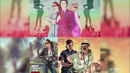 New netflix show accused of stealing GTA's art