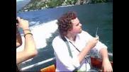 Разходка на Роси по езерото Комо - Италия