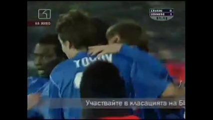 Някой исторически мачове на Левски!