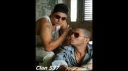 *превод* Clan 537 - Si tu la vieras (bachata)