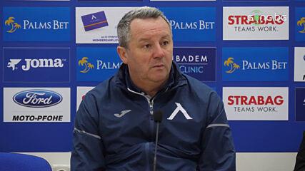 Славиша Стоянович след Левски - Берое