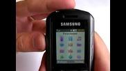 Samsung B2100 Xplorer Видео Ревю