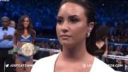 На това се вика глас! Demi Lovato- National Anthem ( Mayweather vs. Mcgregor )