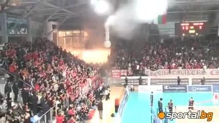 Cska Sofia - Asseco - Volleyball