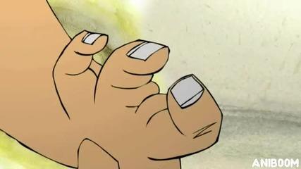 Анимация - Broom gone wild That Hand Film - An Amazing Kung - Fu Hand Animation