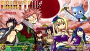 { Bg Sub } Fairy Tail Manga 522 & 523 - Gray's Trump Card & Will Fate Burn