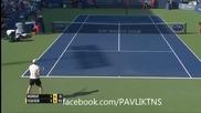 Roger Federer vs Andy Murray 1/2 Cincinnati 2015