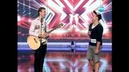 България ражда таланти и тези двамата го доказаха X - factor Bulgaria