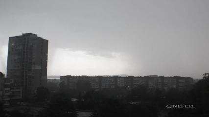 Rain Lapse