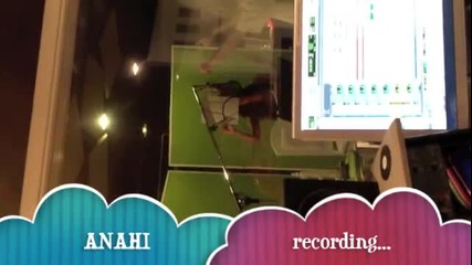 Anahi En El Estudio youtube original