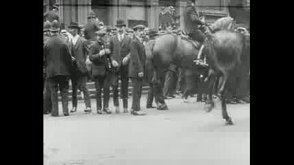 Trafalgar Square Riot
