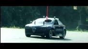 Rc Alfa Romeo Super Sprort Police car