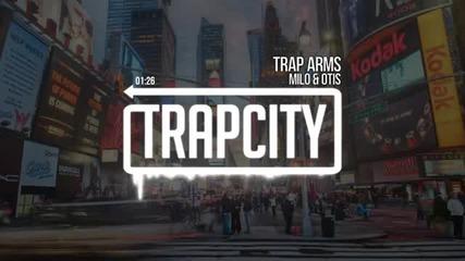*new*milo & Otis - Trap Arms(trap)