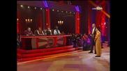 Dancing Stars - Милко Калайджиев и Елена foxtrot (11.03.2014г.)