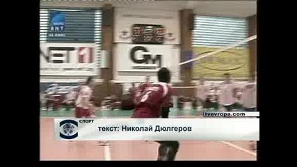 ЦСКА завърши редовния сезон без загуба – 3:0 над